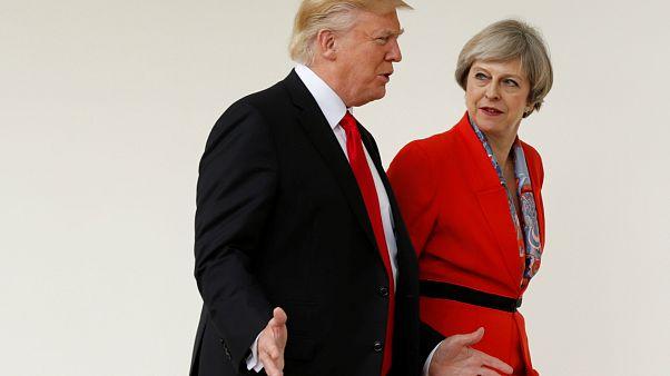 Βρετανία: Ένα εκατομμύριο υπογραφές κατά της πρόσκλησης που έχει δεχτεί ο Τραμπ να επισκεφτεί τη χώρα