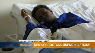 Kenya : La grêve interminable des médecins [The Morning Call]