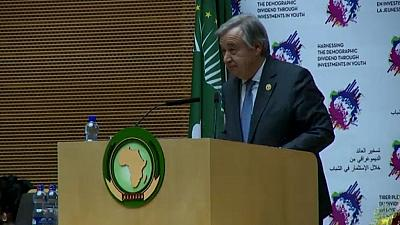 African borders remain open even as developed countries shut theirs - UN Chief
