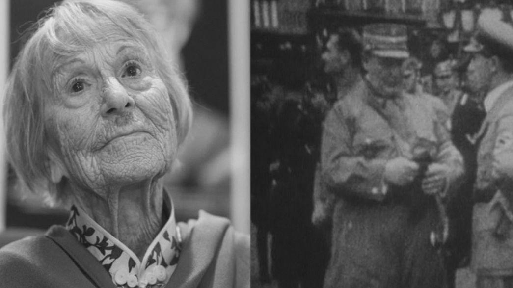"""Morreu a """"mão direita"""" do nazi Joseph Goebbels: Brunhilde Pomsel tinha 106 anos"""