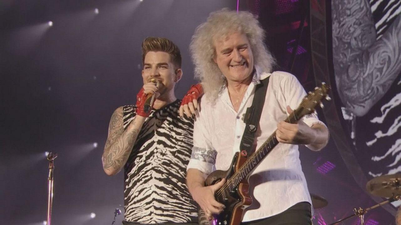Queen ve Adam Lambert Kuzey Amerika'yı fethedecek