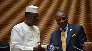 Guinean President Conde takes over from Deby as AU Chairperson