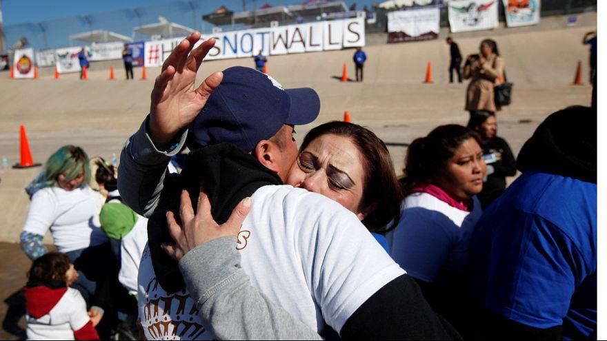 Messico: abbracci e non muri
