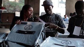 Dernier round des législatives en Haïti