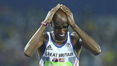 Décret anti-immigrés : l'athlète somalien Mo Farah inquiet de ne pas retrouver sa famille restée aux USA