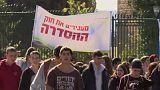 A zsidó telepek fennmaradásáról dönt az izraeli parlament