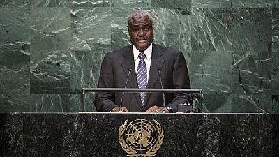Le Tchadien Moussa Faki élu président de la Commission de l'Union africaine