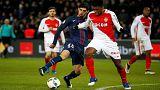 French league heats up as Monaco sail on