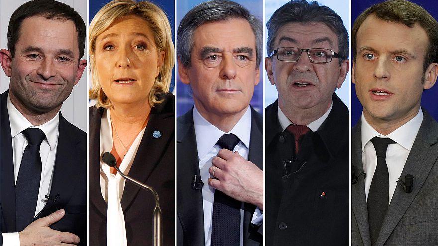 Fransa: Cumhurbaşkanlığı yarışında adaylar ittifak arayışında