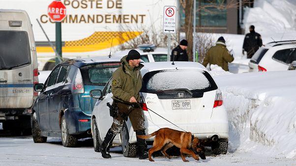 Anschlag auf Moschee in Kanada: Offenbar franko-kanadischer Einzeltäter