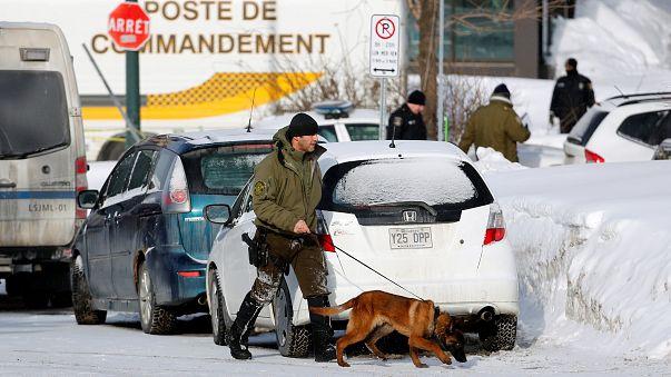 Ataque no Quebeque: apenas um dos dois detidos é considerado suspeito