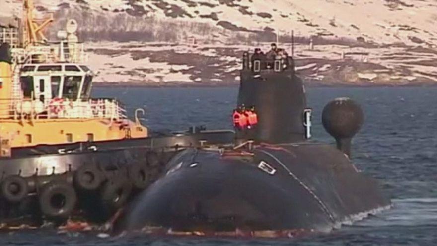 Egyre erősödik Oroszország az Északi-sarkon