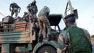 ECOWAS forces in The Gambia seize weapons from Jammeh's home