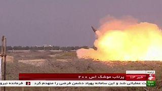 La République islamique a-t-elle procédé dimanche à un tir de missile balistique?