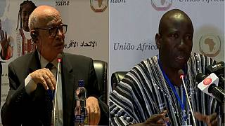Ghanaian and Egyptian pick $100,000 AU prize for scientific excellence