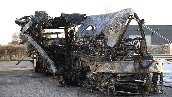 Veronai buszbaleset : azonosították az áldozatokat