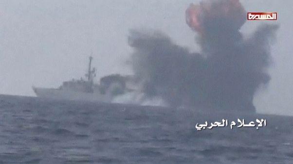 Υεμένη: Επίθεση σε πολεμικό πλοίο της Σαουδικής Αραβίας