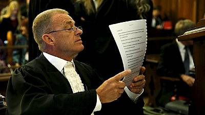 South Africa's top state prosecutor who jailed Pistorius resigns