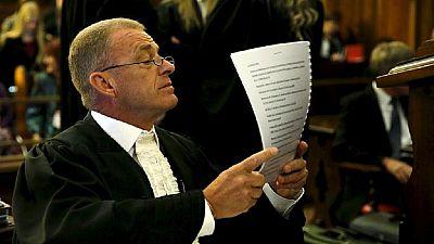 Afrique du Sud : le procureur de l'affaire Pistorius démissionne