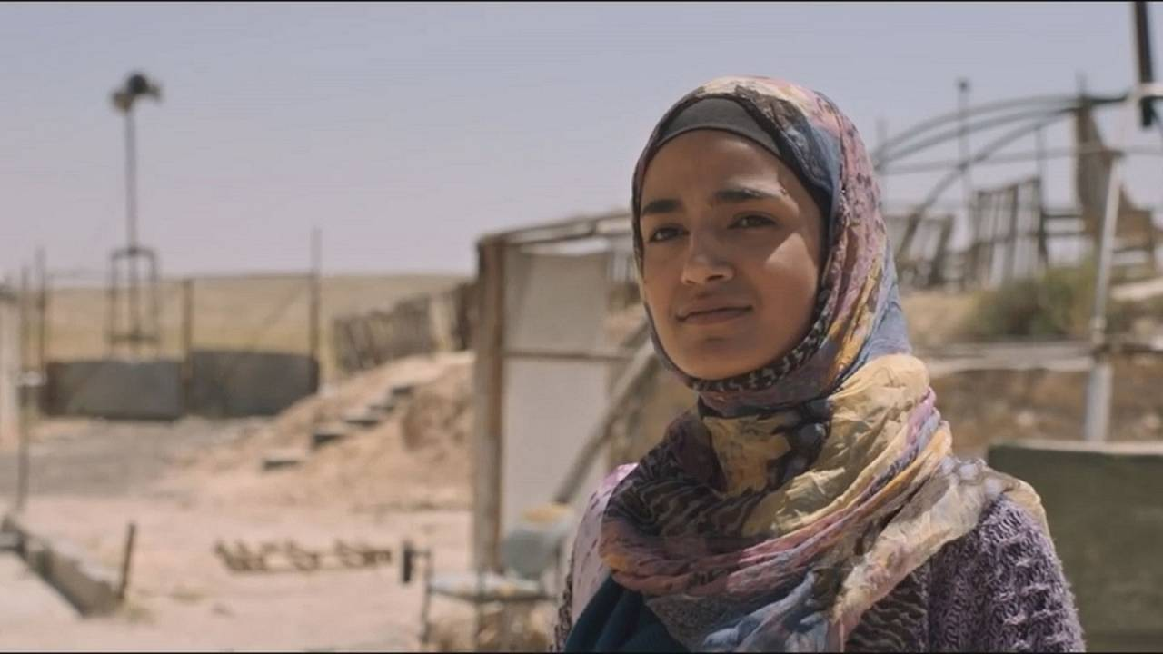 The life of Layla a Bedouin girl revealed in the movie 'Sandstorm'