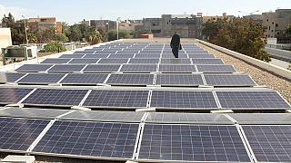 UN installs solar power panels in hospitals in Libya