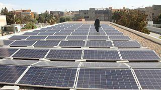 Libye: le PNUD installe des panneaux solaires