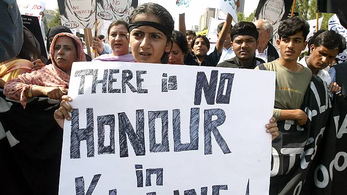 Killed in the name of honour: burned alive by her mother