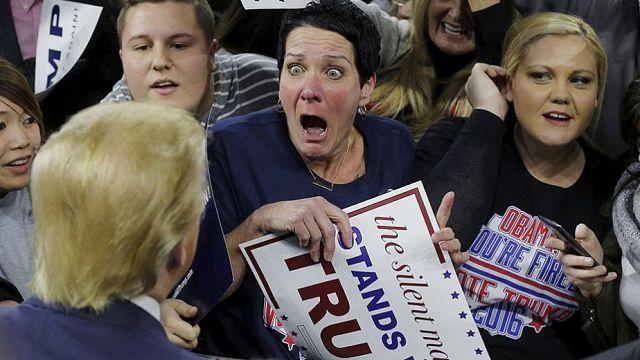 Echt oder nicht? Trump-Wähler bereuen auf Twitter ihre Entscheidung