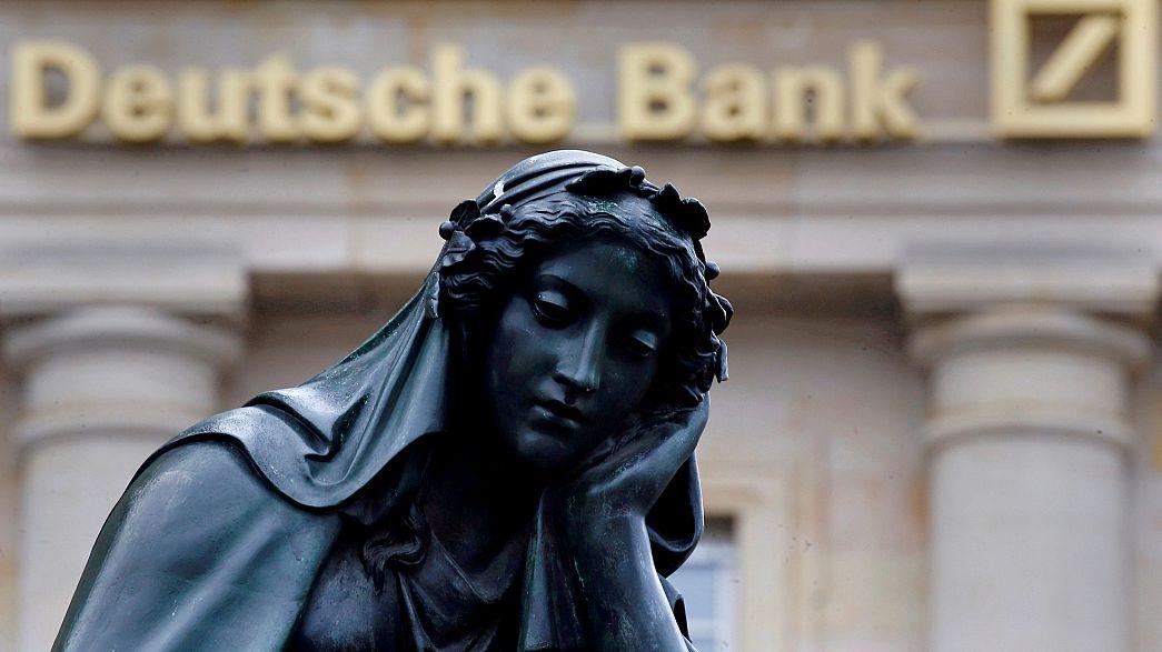 Deutsche Bank paga multas por branqueamento de dinheiro russo