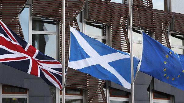 A brexit erősíti a skót függetlenségi törekvéseket