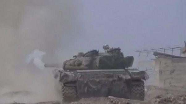 Újra ledob élelmiszersegélyt az ENSZ az ostromlott Deir ez-Zórban