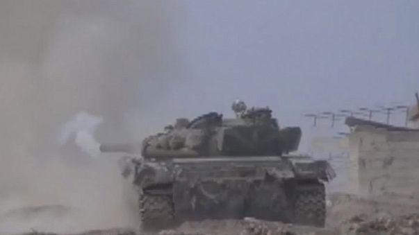 Kurden rücken auf Al-Rakka vor