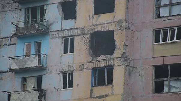 Ukrayna'nın doğusunda gerilim düşmüyor