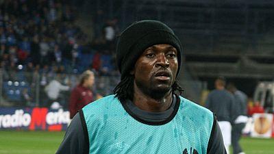 Emmanuel Adebayor s'engage à Istanbul Basaksehir — Mercato