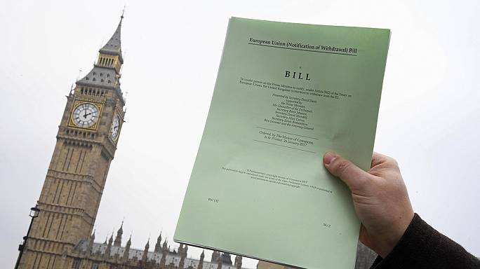 Everything you need to know about the UK Brexit Bill