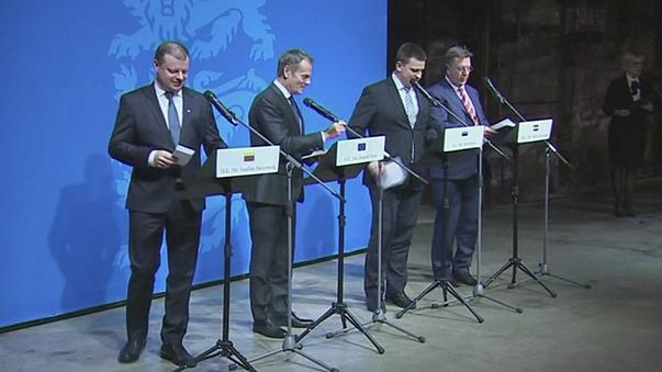 Los países bálticos firman un acuerdo sobre la Rail Baltica que les conectará con Europa
