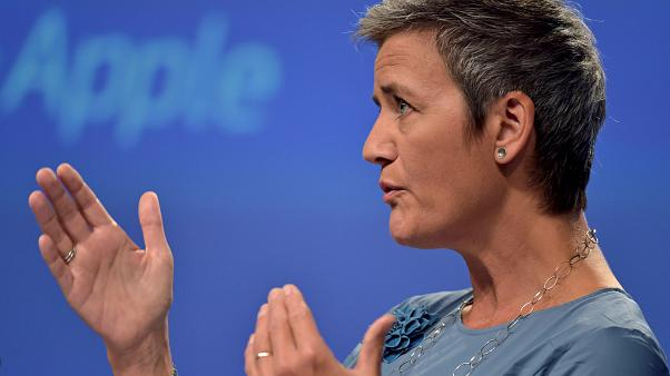 EU competition commissioner: working out how much Apple owes Ireland is 'tricky'