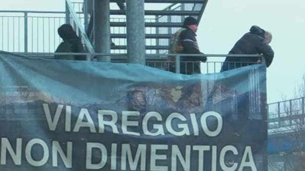 Itália: Condenações pelo trágico acidente ferroviário de Viareggio