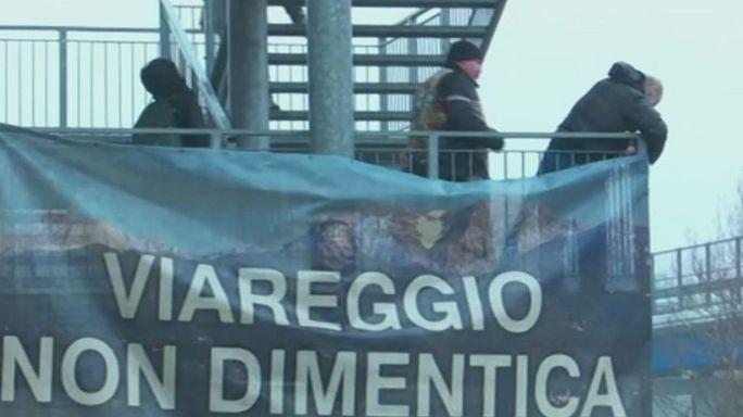 Börtönre ítéltek két vasúti vezetőt Olaszországban