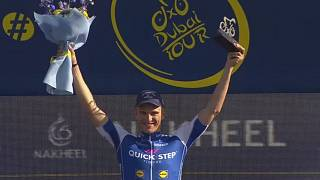 Kittel wins first stage of UCI Dubai Tour
