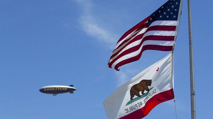 Nach dem Brexit der 'Calexit'? Wenn sich Kalifornien von den USA lossagen will...