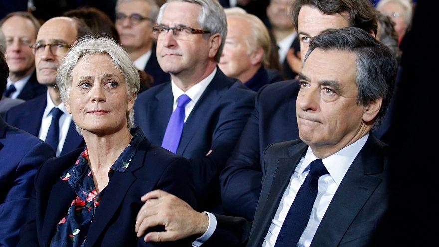 Egyre nagyobb bajban François Fillon