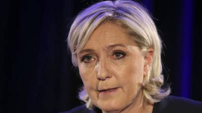 "France's Le Pen defies demand for ""misspent"" funds"