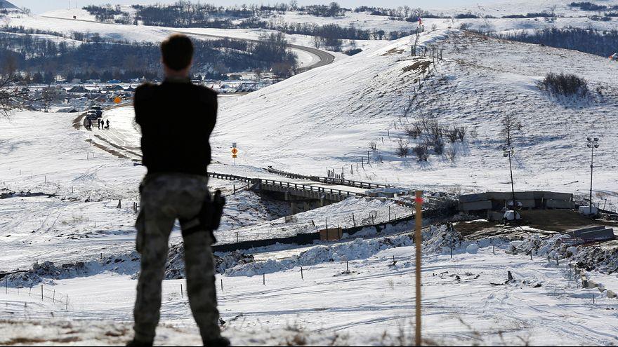 El Ejército estadounidense reactiva la construcción del oleoducto Keystone en Dakota del Norte
