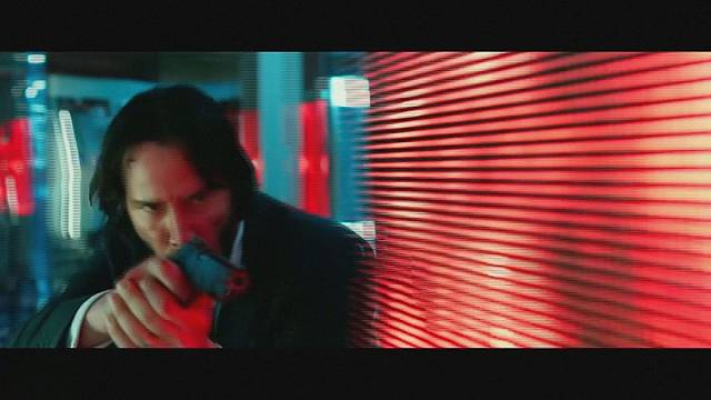 Keanu Reeves volta a interpretar o papel do assassino John Wick