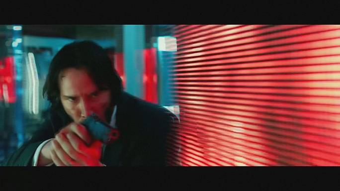 John Wick is back in a mission to honour a blood oath