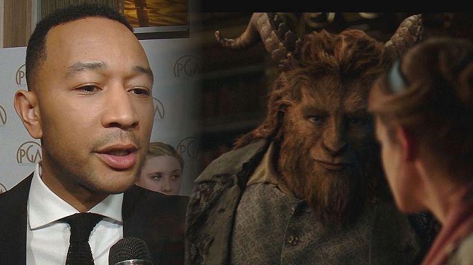 John Legend llama al cine estadounidense a alzarse contra Trump