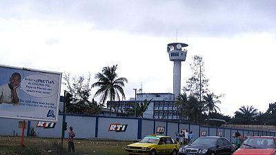 Côte d'Ivoire : tensions au sein de la télévision publique, des agents auditionnés par la police