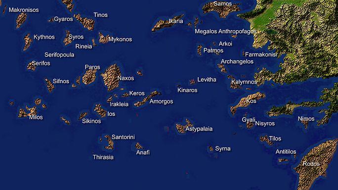 yunanistan adalarda silahlanma sorunu ile ilgili görsel sonucu
