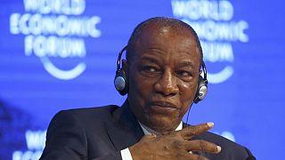 Sommet de l'Union africaine : Alpha Condé blâme ses pairs